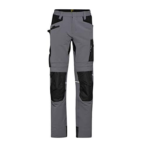 Utility Diadora - Pantalone da Lavoro Carbon per Uomo (EU 3XL)