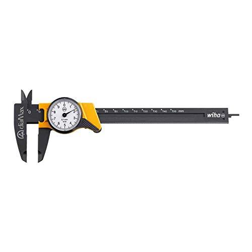 WIHA 31439 - Pie de rey con reloj dialMax® ESD 4112 dialMax ESD Ref. 4112108