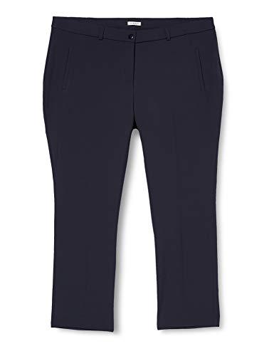 Damart Perfect Fit Coupe City, Pantalones para Mujer, Azul (Marine), 46