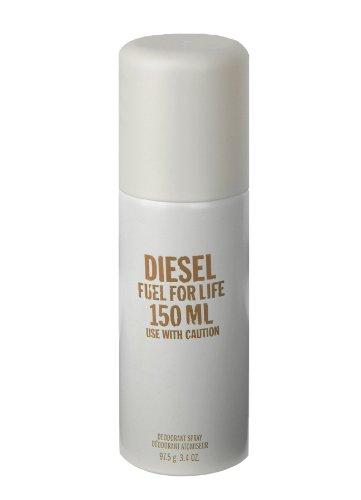 Diesel Fuel For Life Woman, femme / woman, Deo Vaporisateur / Spray, 150ml