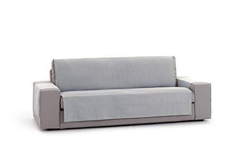 Eysa Calma Funda de sofá, Algodón, Gris, 3 PLAZAS