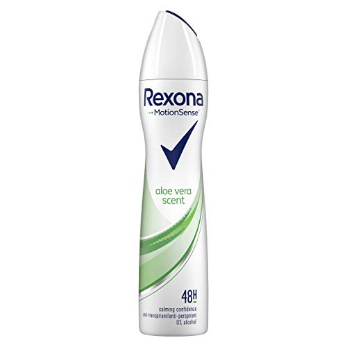 Rexona - Deodorante antitraspirante Aloe Vera 250 ml