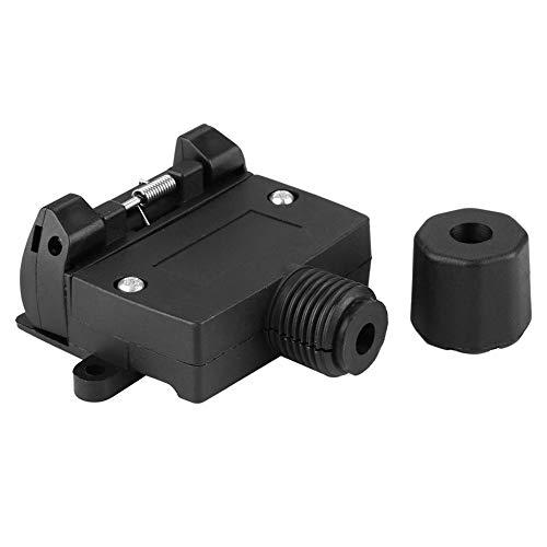 7-pins kunststof oplegger oplegger stekkerdoos bedrading connector adapter voor bedrijfswagen/oplegger/trailer