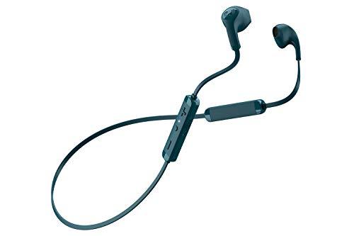 Fresh 'n Rebel Flow Wireless In-ear Headphones | Auricolari Bluetooth con microfono e comandi integrati Wireless – Petrol Blue