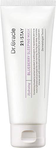 Dr Oracle 21;Stay Blueberry Sleeping Mask Mascarilla De Noche Para Pieles Deshidratadas 100 ml