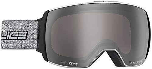 Salice 605darwf Skibrille SR Piu Sonar Linse Unisex Erwachsene, Unisex, chromfarben, Einheitsgröße