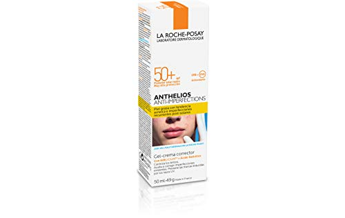 La Roche-Posay ROCHEPOSAY Anthelios AntiImperfections LSF 50+, farblos, 50 ml