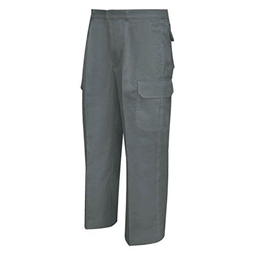 MISEMIYA 872 Pantalón de Trabajo, Gris 6, ((52 : Cintura:94