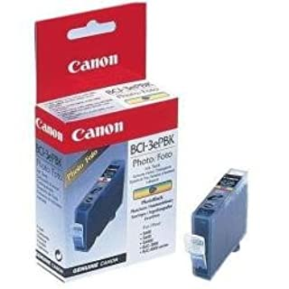 Canon 4485A002 - Cartucho Inyeccion Tinta Negro Foto Bci-3Epbk Bcj/3000/6000/6100/6200/6500 S/400/450/4500/400X Multipass/C100 (B000075ALV) | Amazon price tracker / tracking, Amazon price history charts, Amazon price watches, Amazon price drop alerts