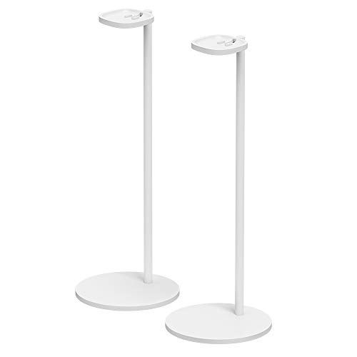 Pair of Sonos Stands for One and Play:1 (White) (SS1FSWW1)