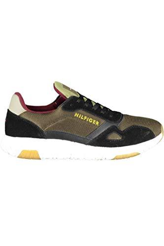 Tommy Hilfiger FM0FM02839 - Zapatillas deportivas para hombre Size: 43 EU