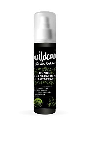 Wildcare 69001 Regenerations- Hautspray ANTI JUCK, 100% VEGAN und zertifizierte Tierpflege, Bio-Rohstoffe