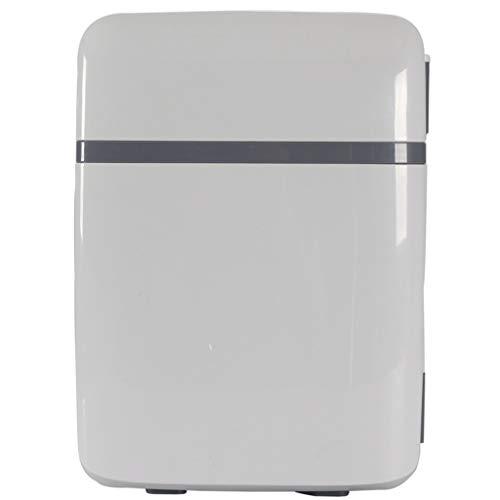 NXYJD Mini Frigo, 10L Mini Piccolo Frigorifero Piccoli elettrodomestici di refrigerazione Auto Frigorifero Car duplice Uso