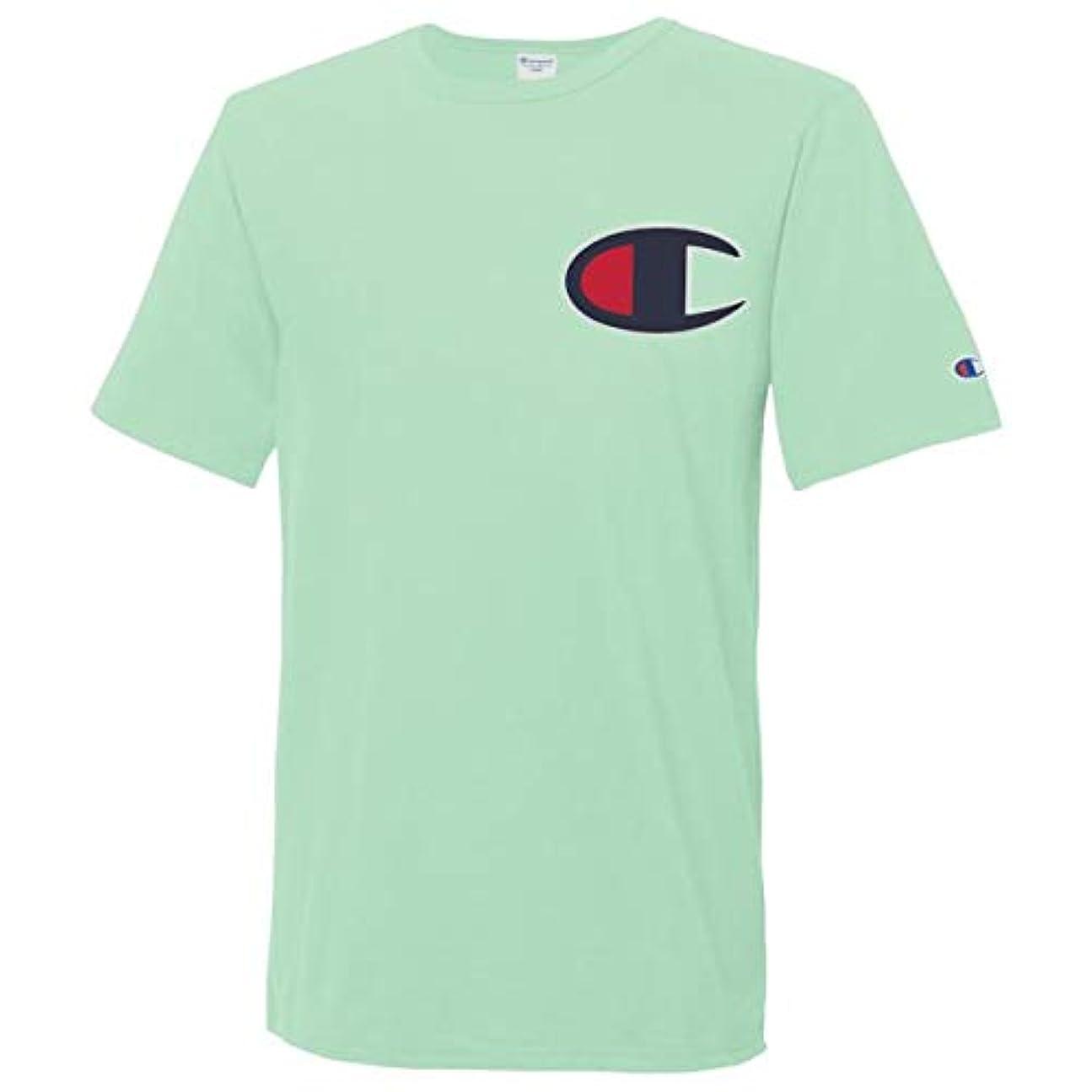 悪名高い作る見つけた(チャンピオン)Champion Big C T-Shirt メンズ Tシャツ [並行輸入品]