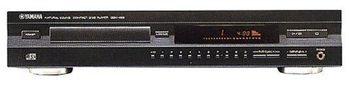 Yamaha CDX-496 CD-Player schwarz