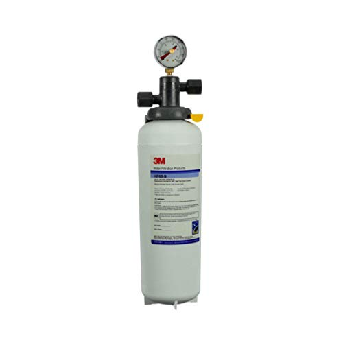 Water Filter System, 1/2 in, 3.34 gpm