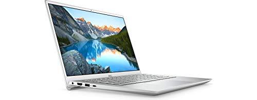Dell Inspiron 14 5000 (5402) Laptop Computer - 14 inch Full HD Narrow Border Display (Intel Core 11th Gen i3-1115G4, 4GB, 128GB PCIe M.2 NVMe SSD, Camera, Backlit) Windows 10 Home, Platinum Silver