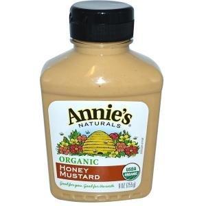 Annie's Naturals『オーガニックハニーマスタード』