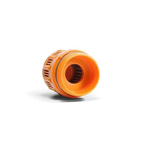 GRAYL Sporting Goods 920800 Ersatzfilter, Orange, One Size