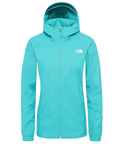 THE NORTH FACE Damen Quest Regenjacke türkis S