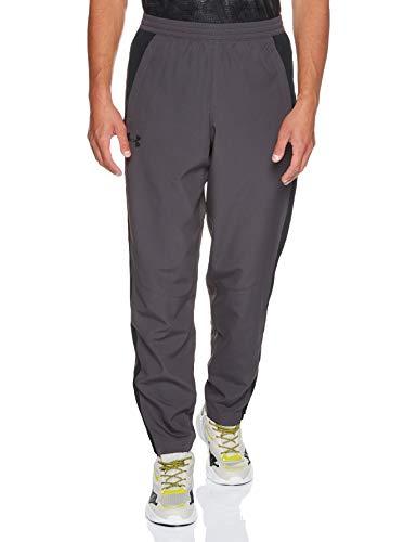 Under Armour Men's Track Pants (1320122_Charcoal_XL)