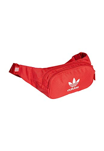 Adidas Essential C Body Gürteltasche Bauchtasche (red, one Size)