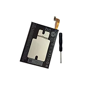Trconelectron New Replacement Battery for HTC One M10, HTC 10 B2PS6100 [3.85V 3000mAh]