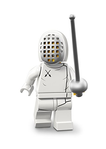 French Fencer - LEGO Minifigures
