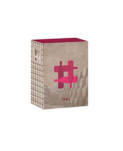 Cuatro Rayas Bag In Box Vino Tinto - 5000 ml
