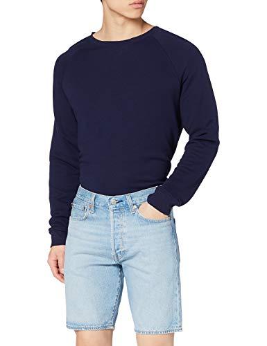 Levi's 501 Hemmed Pantalones Cortos, Mountain Goat Short, 26 9 para Hombre