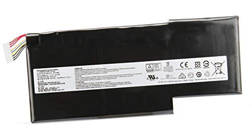 ASKC BTY-M6K Laptop Baterías para MSI MS-17B4 MS-16K3 GS63VR 7RG Stealth Pro 7RG-005 7RG-036CN GF63 8RD-031TH 8RC-034CZ 9SC GF75 Thin 3RD 8RC 8RD 8SC 9SC-088CN Series 11.4V 52.4Wh 4500mAh