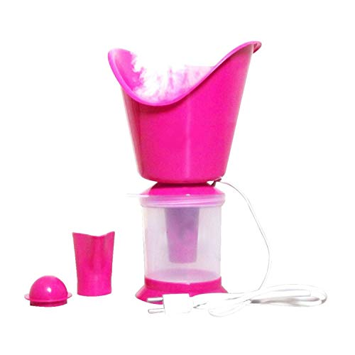 Healthgenie 3 In 1 Steam Sauna Regular Vaporizer (Pink)
