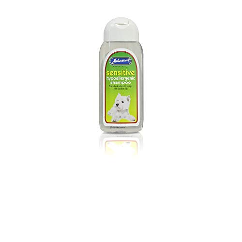 Johnsons Vet hypoallergeen shampoo, 200 ml