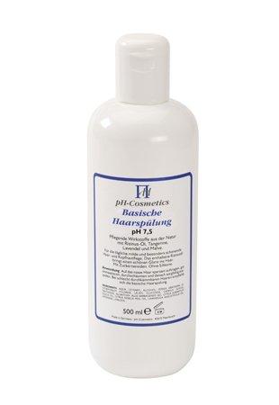 Basische Haarspülung pH 7, 5, für langes strapaziertes Haar intensivpflege für das Haar, ohne Silikone, ph-Cosmetics, 500 ml