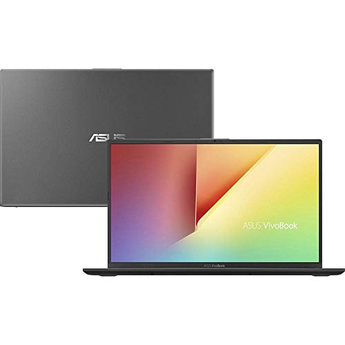 "Notebook Asus X512Fa-Br566T 8ª Intel Core I5 4Gb 4Gb Ram , Hd 1Tb , Tela De 15,6"" Windows 10 - Cinza Escuro"