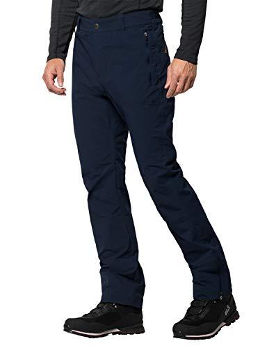 Jack Wolfskin Herren Activate Sky XT Pants M Softshell-Hose, Midnight Blue, 102