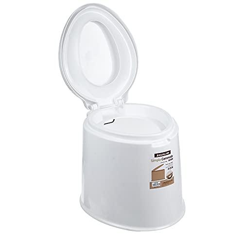 Toilette Portatile: Toilette Mobili, Toilette da Campeggio, Toilette Pieghevoli per Viaggi, Camper, Canottaggio Ed Escursionismo, Pulizia Facile