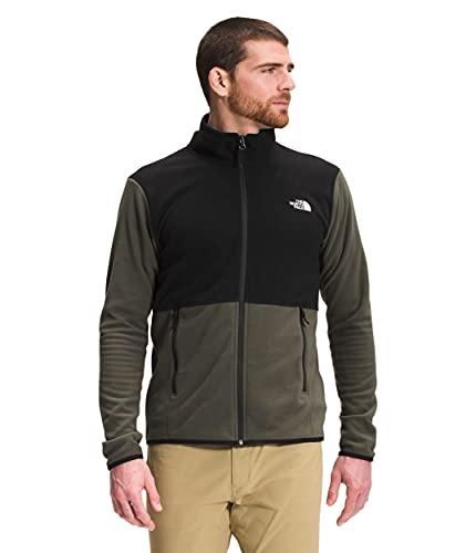 THE NORTH FACE TKA Glacier Fleece Full Zip Jacket Men - Fleecejacke