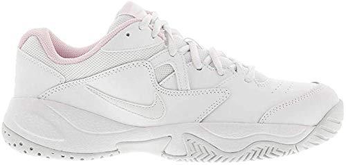 Nike Court Lite 2 - Zapatillas de tenis para mujer, Blanco...