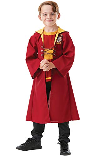 Rubie's- Harry Potter Disfraz, Color rosso (300693M)