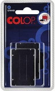 70 x 110 mm Colop 137870 Stempelkissen Micro M2 ohne Farbtr/änkung mit Metallgeh/äuse
