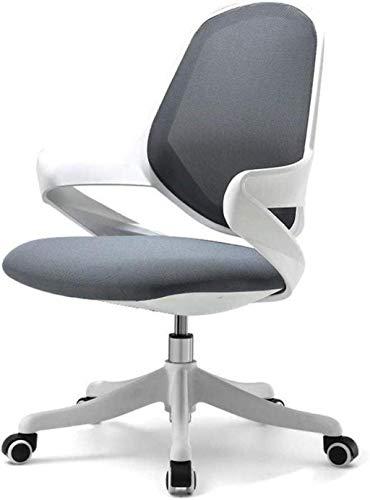 Silla giratoria de oficina, silla de juegos, silla de escritorio, silla de negocios, ergonómica, soporte lumbar, silla de malla