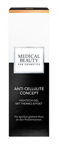 MEDICAL BEAUTY® Anti Cellulite Concept   Hightech-Körpergel mit Thermo-Effekt   Reduktion von hartnäckiger Cellulite   mit Sofort-Glättungs-Effekt