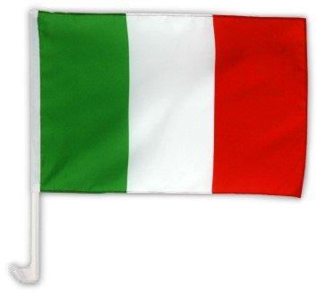 Autofahne Autoflagge Italien