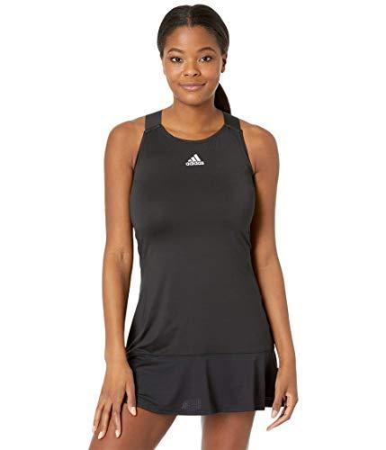 adidas,Womens,Y-Dress,Black/White,X-Large