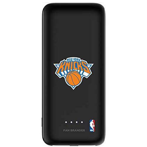 Fan Brander Power Boost NBA Portable Charger (New York Knicks)