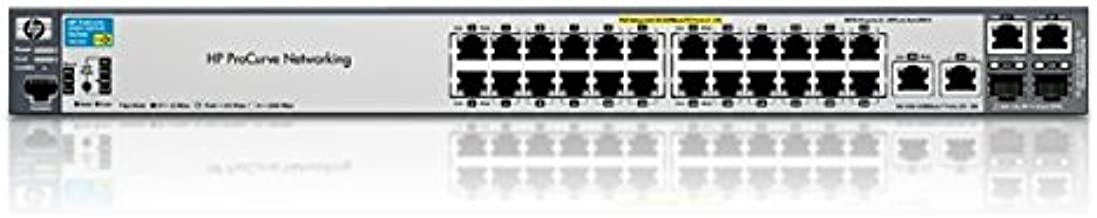 HP 2520-24-PoE ProCurve Networking Switch (J9138A)