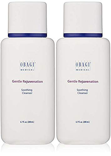 Obagi Medical Gentle Rejuvenation Soothing Cleanser, 6.7 Fl Oz Pack of 2