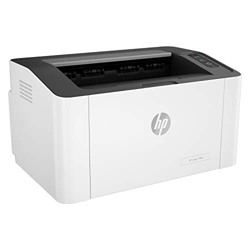 HP Laserjet 108w Single Function Monochrome Laser Wi-Fi Printer for Home/Office, Compact Design, Printing