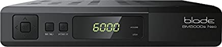 Blade Media BM5000s Neo High Definition HD 1080p 3D Ready Satellite Receiver With Smartcard Slot